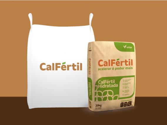 Corretivo de Solo CalFértil Hidratada Viter Agro