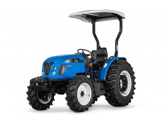 Trator 65 CV - LS Tractor R65 Plataformado 4X4