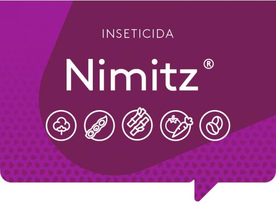 Nematicida Nimitz ADAMA