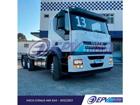 Iveco Stralis 440 6X4