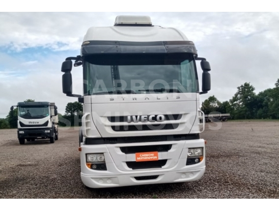 Iveco Stralis Hd 530S36T 6X2, Ano 2012/2013