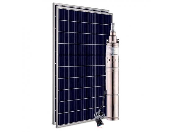 Kit Bomba De Água Solar Singflo 300W 3Jpb24-70