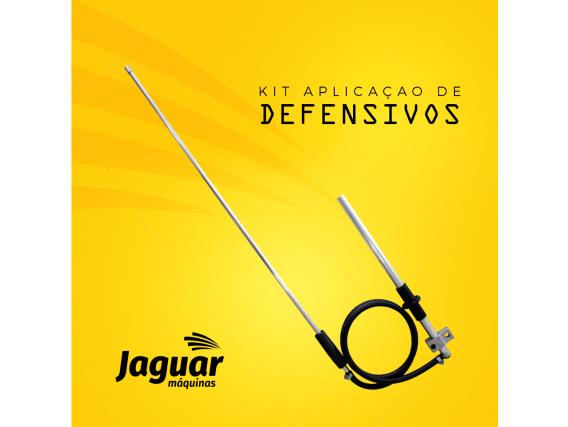 Kit de Aplicação de Defensivo Jaguar Tratores