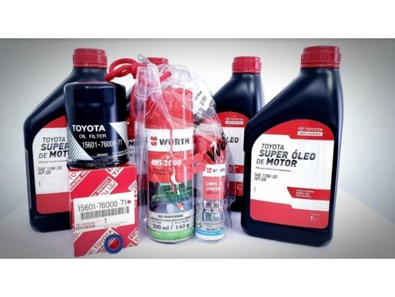 Kit Preventiva 8FG10-40 2000H