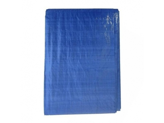 Lona Plastica Kala 2X2M Azul Luva Multitato