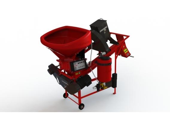 Máquina Tratadora De Sementes 120 Spray System