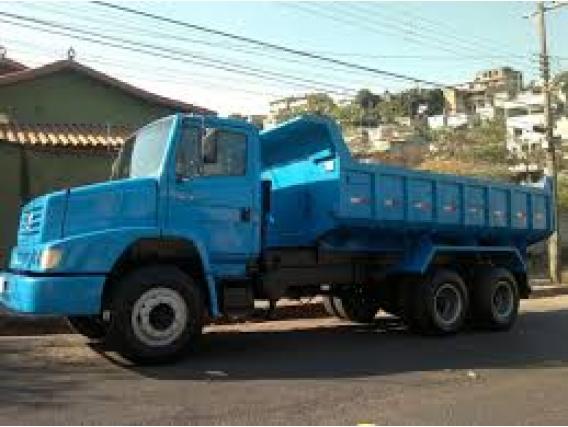 Mb1620 Trucado 2010 Caçamba