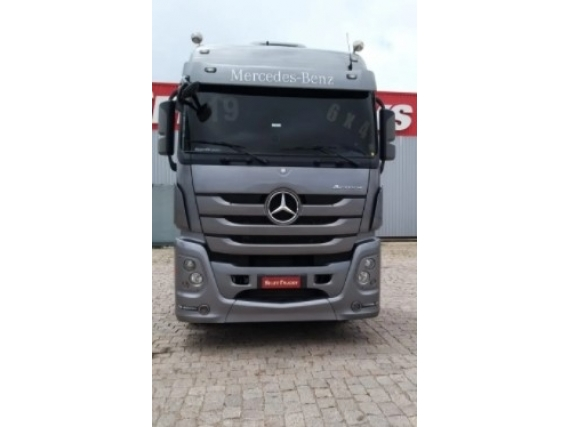 Caminhão Mercedes-Benz Actros 2651 Ano 2019