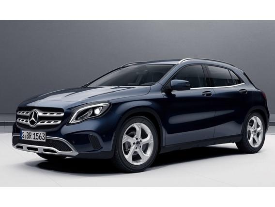 Mercedes Benz Gla 200 A M G Line Suv