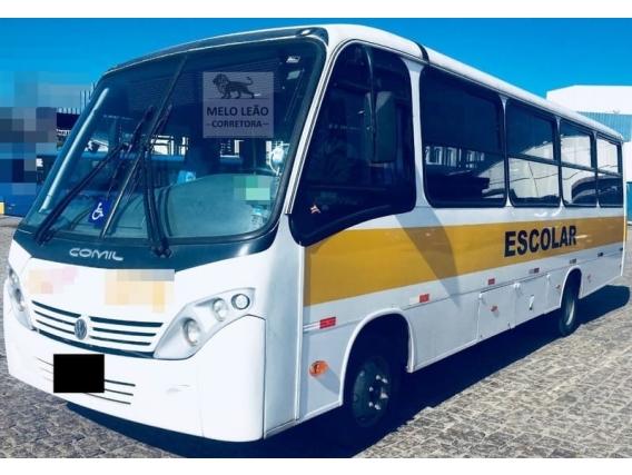 Micro Ônibus Urbano Comil Pia Ano 2011
