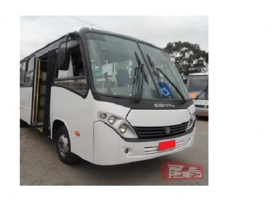 Micro Onibus Vw 9.150 Carroc Comil Pia Urbano Ano 2012