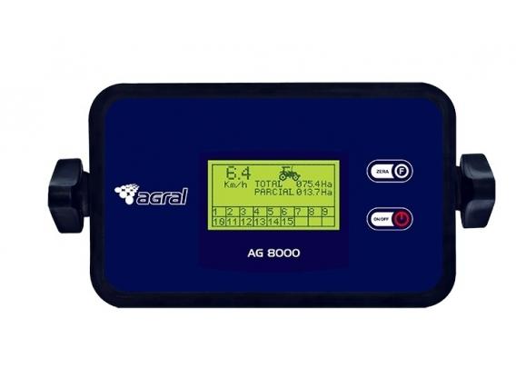 Monitor De Plantio Agral Ag8000