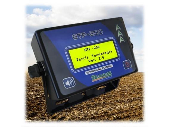 Monitor De Plantio Gtf-200 - Cai Cai