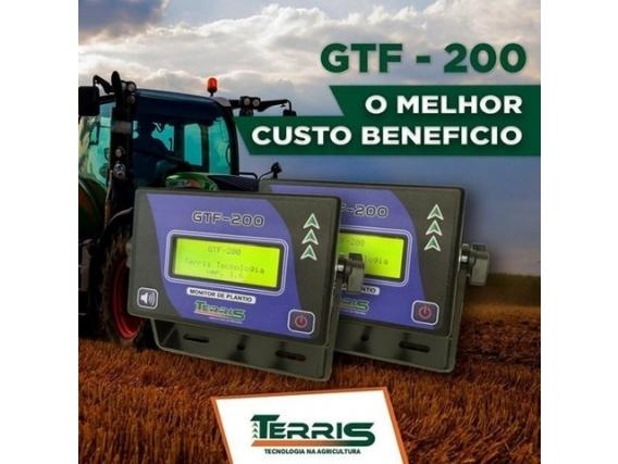 Monitor De Plantio Terris Gtf-200