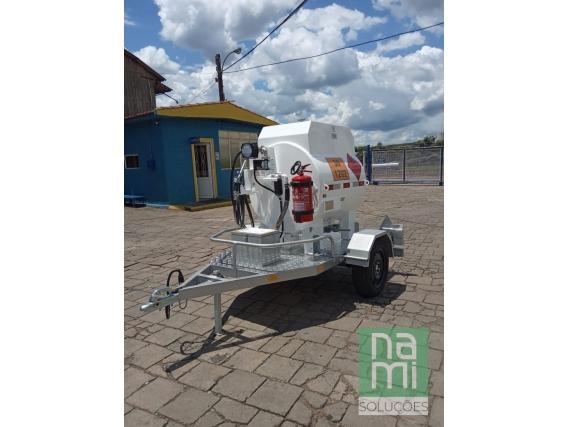 Nami Tanque Metalico 500 L