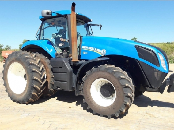 New Holland T8.270