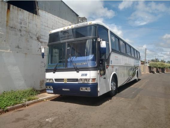 Ônibus Buscar 360 Scania K 113, Motor Novo