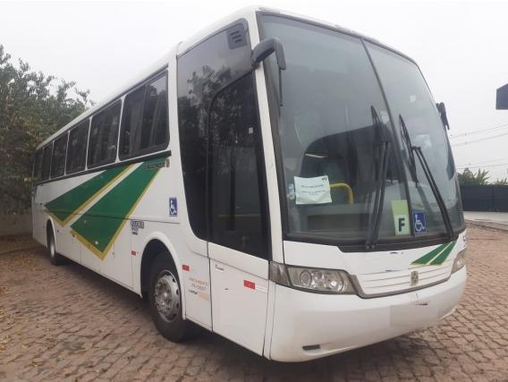 Ônibus Rodoviário Busscar Vissta Buss Ano 2005