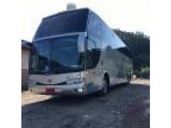 Paradiso G6 1550 Ld Ano 2012 Scania K 380 6X2
