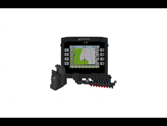 Piloto Automático Para Pulverizadores Agres Agronave 32