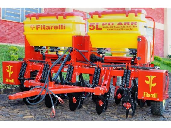 Plantadeira Fitarelli Ft - Pcg 5S/3M - Arr