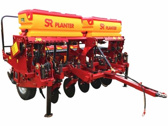 Plantadeira De Arrasto Sr Implementos Sr Planter 5105