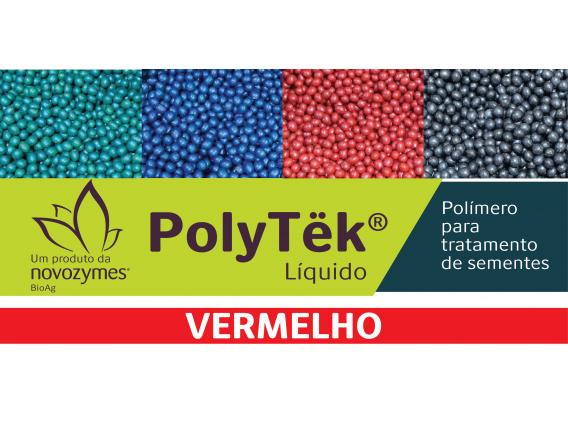 Polímero Vermelho Novozymes Polytek Líquido