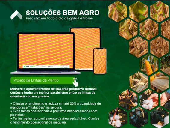 Projeto de Linhas de Plantio - BemAgro
