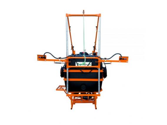 Pulverizador Agropulv PEC 600 B75