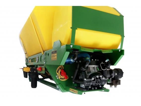 Pulverizador De Sulco - Hidraulico - Pvs700H Automatic