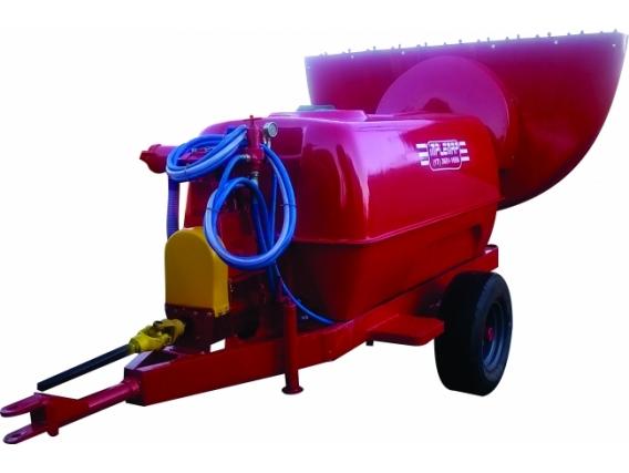 Pulverizador Implemap Tanque 2000 L Seringueira