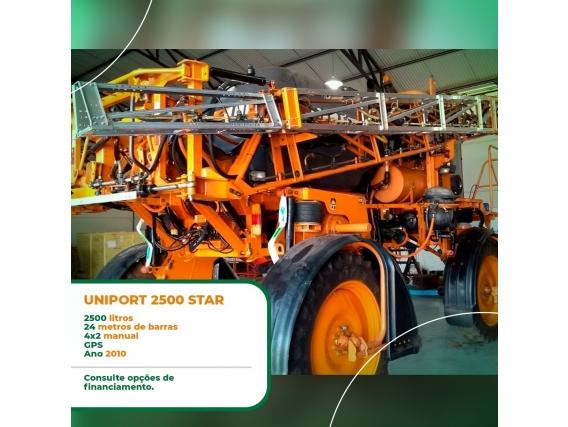 Pulverizador Uniport 2500 Star 2010