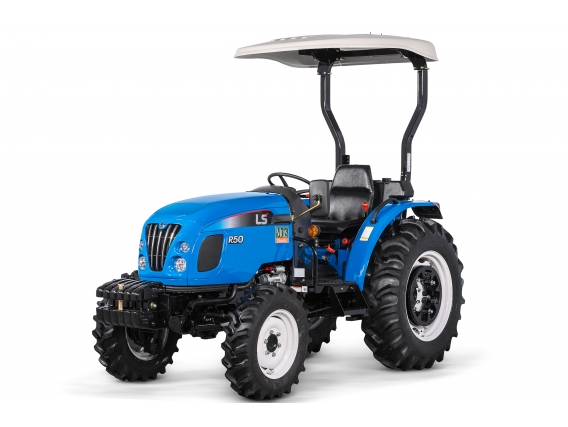 Trator 50 CV - LS Tractor R50 Plataformado 4X4