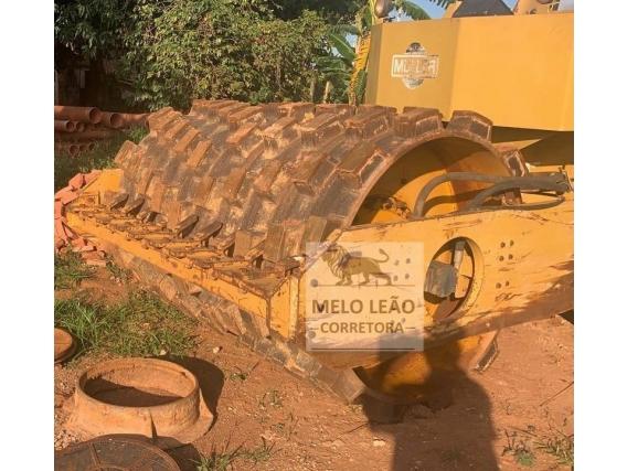 Rolo Compactador Muller Vap 70 - Ano 1990