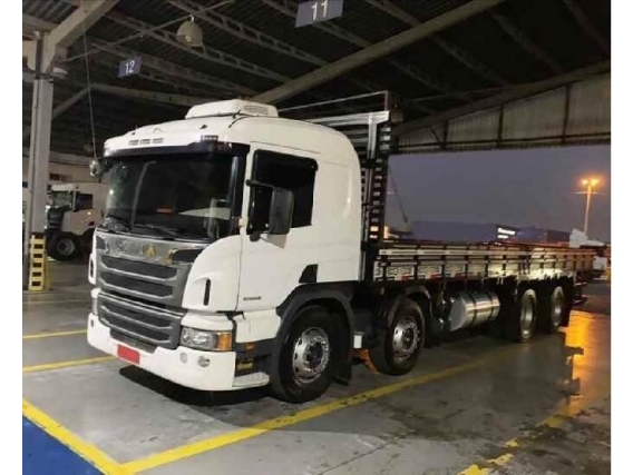 Scania 310 P Bitruck Graneleira Ano 2015