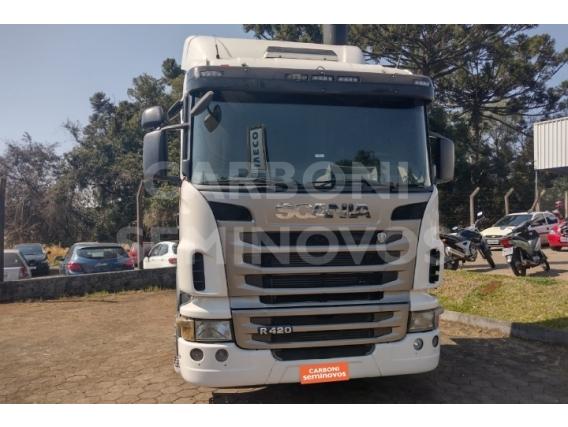 Scania R 420 6X2, Ano 2011/2011