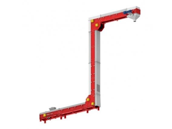 Elevador Flex - Max Tipo Z Silomax Sxe10