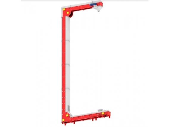 Elevador Flex - Max Tipo C Silomax Sxe10