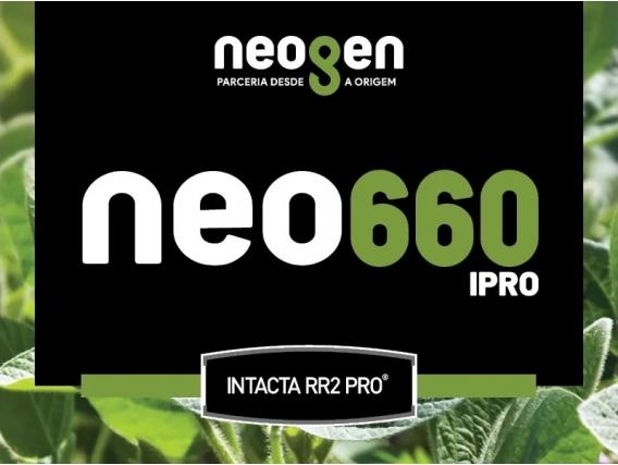Sementes  de Soja Neogen NEO660 IPRO
