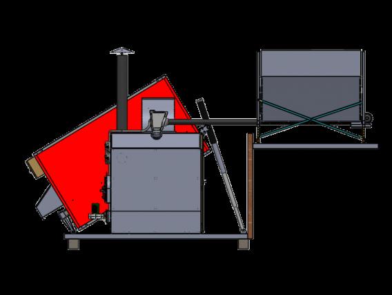 Secadora De Café Redivo Standart Sar-30