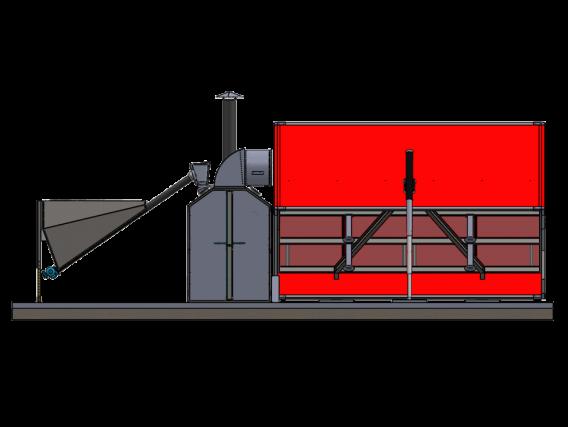 Secadora De Café Redivo Standart Sar-16
