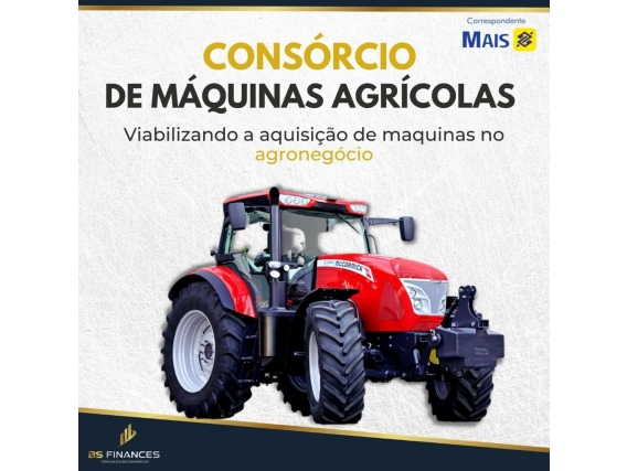 Consórcio para Maquinaria Agrícola