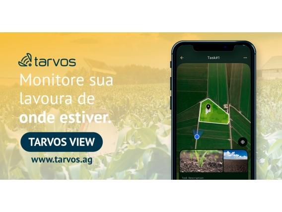 Software De Gestão De Pragas - Tarvos View