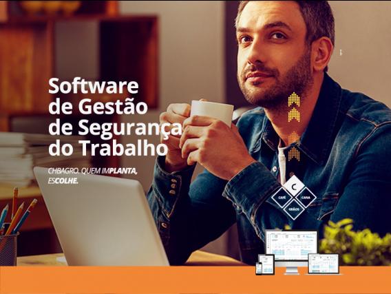 Software Gestão De Segurança Do Trabalho Chbagro