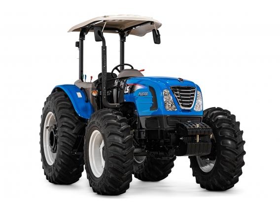 Trator 105 CV - LS Tractor Plus 100 Plataformado 4X4