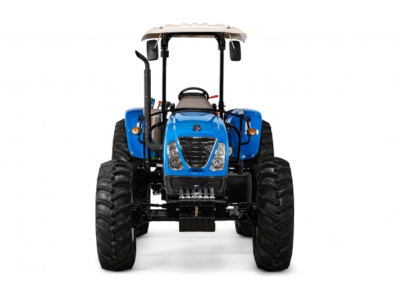 Trator 90 CV - LS Tractor Plus 90 Plataformado 4X4