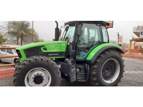 Trator Agricola Df170.4