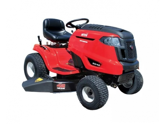 Trator Cortador De Grama MTD T77KS - 42 / 20Hp