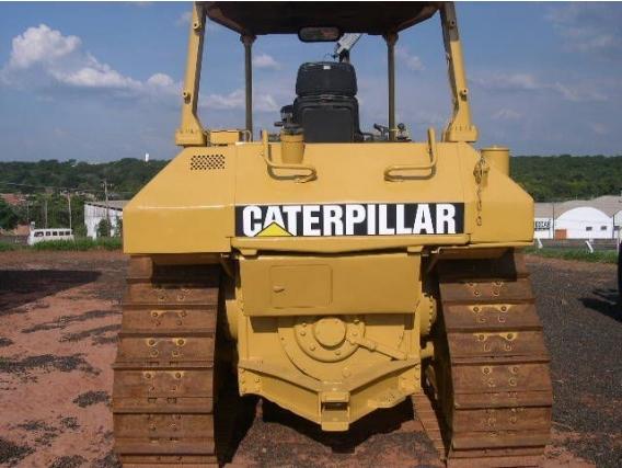 Trator De Esteira, Caterpillar, D6 M, Ano 2009,