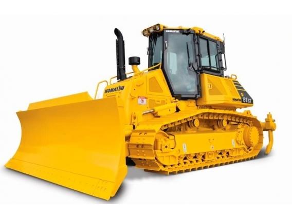 Trator De Esteiras Komatsu D61EX-23M0